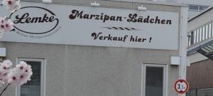 Marzipan Lemke