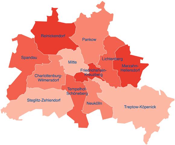 Taglich Besser Gunstig Leben In Den Berliner Bezirken Mein